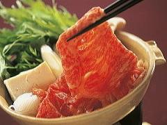 【いわて牛】すき焼きプラン