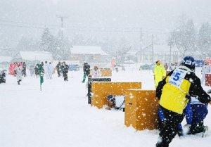 北日本雪合戦大会
