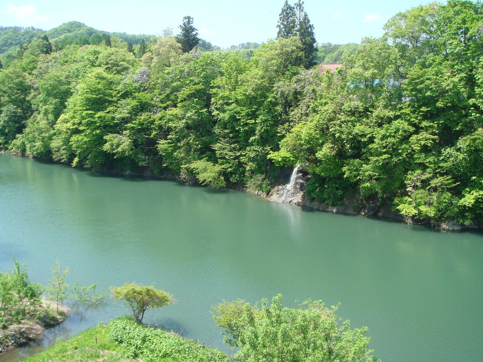 和賀川満水