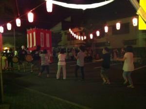 湯本温泉盆踊り