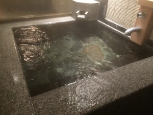 貸切露天風呂 わが湯 内湯