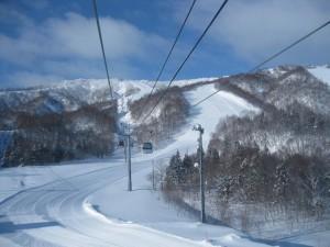 夏油高原スキー場 1200×900